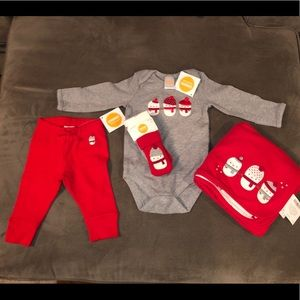 NWT Gymboree Brand New 4 piece set
